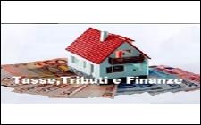 Tasse Tributi e Finanze