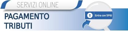 Pagamento tributi on line