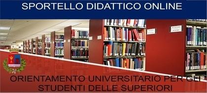 Sportello Didattico Online