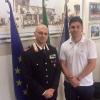 Il sindaco Grando saluta il nuovo comandante della Stazione dei Carabinieri di Ladispoli