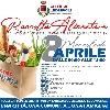 MERCOLEDI' 8 APRILE , RACCOLTA ALIMENTARE PER LE FAMIGLIE IN DIFFICOLTÀ