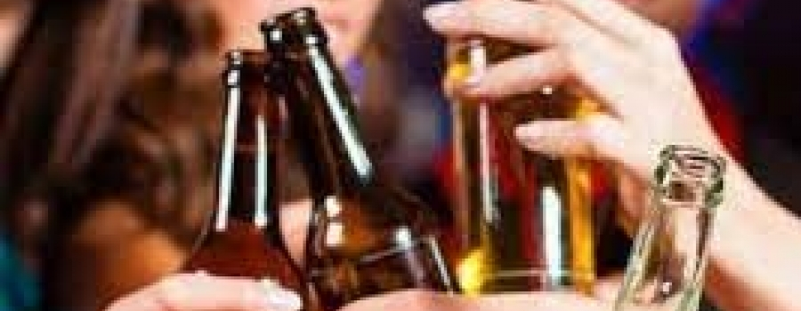 DAL 9 LUGLIO VIETATA LA VENDITA DI ALCOLICI DA ASPORTO DALLE 21:00 ALLE 7:00 DEL GIORNO SEGUENTE