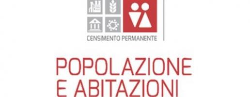 CENSIMENTO PERMANENTE DELLA POPOLAZIONE E DELLE ABITAZIONI, AVVISO PER LE FAMIGLIE-CAMPIONE