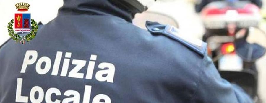 CONCORSO POLIZIA LOCALE, LE MODALITÀ DI ACCESSO ALLA PROVA PRESELETTIVA