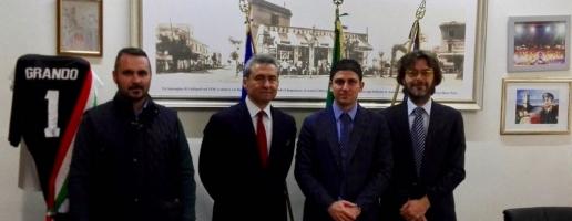 """""""Gettate le basi per una proficua collaborazione tra Ladispoli e la Romania"""""""