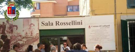 Sala Rossellini, istruzioni per l'uso