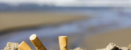 SULLE SPIAGGE DI LADISPOLI DA OGGI DIVIETO DI FUMO