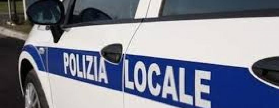 TRASFERIMENTO SEDE POLIZIA LOCALE, GLI UFFICI CHIUSI AL PUBBLICO DAL 25 GIUGNO AL 3 LUGLIO
